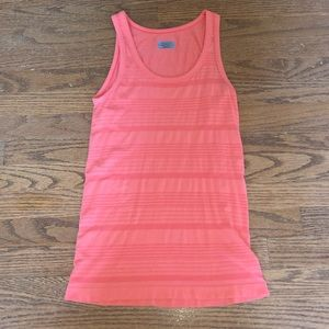 Athleta Striped Athletic Tank Top
